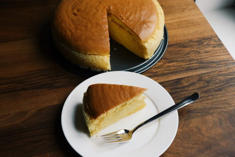 Fluffy Japanse Cheesecake